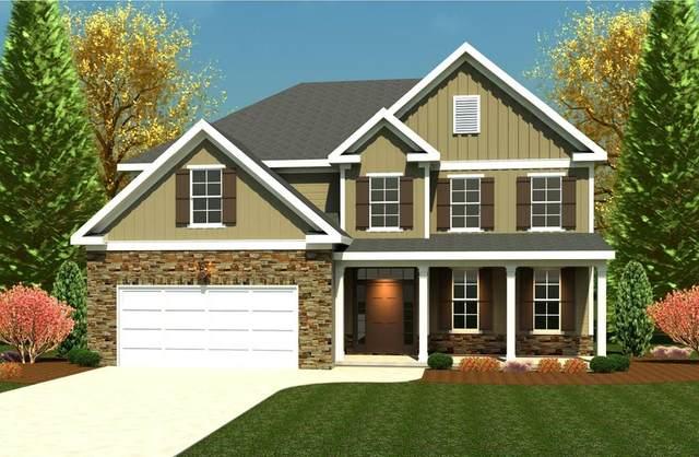 3120 Ridgefield Drive, Grovetown, GA 30813 (MLS #452254) :: REMAX Reinvented | Natalie Poteete Team