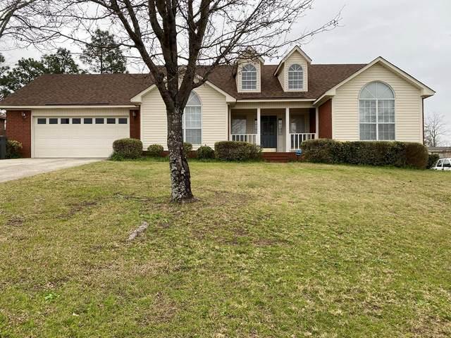 4526 Ridge Run Drive, Hephzibah, GA 30815 (MLS #452275) :: Shannon Rollings Real Estate