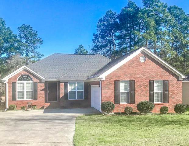 5467 Silver Fox Way, North Augusta, SC 29841 (MLS #452299) :: Young & Partners