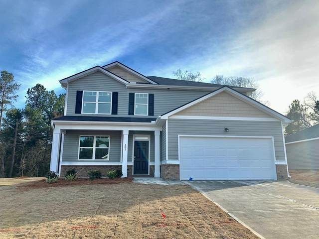192 Expedition Drive, North Augusta, SC 29841 (MLS #452311) :: Young & Partners