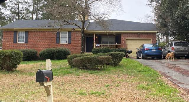 330 Forest Court, Augusta, GA 30907 (MLS #452316) :: Shannon Rollings Real Estate