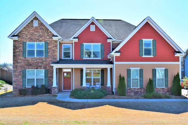 2546 Ravenna Lane, Evans, GA 30809 (MLS #452382) :: Shannon Rollings Real Estate