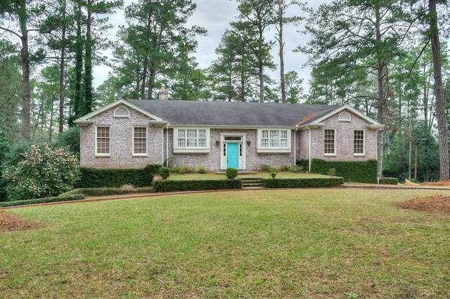 2701 Wellington, Augusta, GA 30909 (MLS #452393) :: REMAX Reinvented | Natalie Poteete Team
