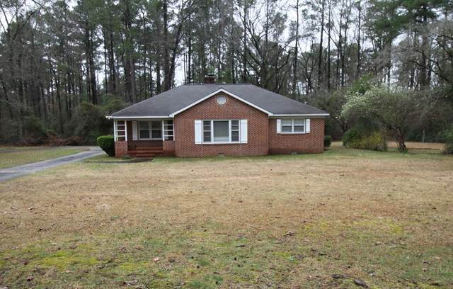 605 Trolley Line Road, Graniteville, SC 29829 (MLS #452401) :: Young & Partners