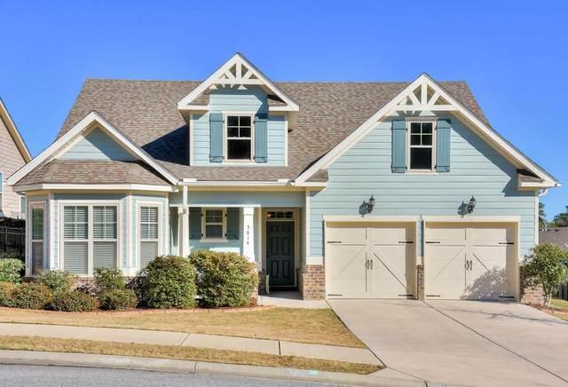 5614 Sunbury Loop, Evans, GA 30809 (MLS #452423) :: REMAX Reinvented | Natalie Poteete Team
