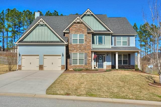 170 Seaton Avenue, Grovetown, GA 30813 (MLS #452424) :: Southeastern Residential