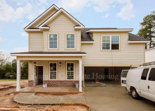 436 Vaughn Road, Martinez, GA 30907 (MLS #452435) :: RE/MAX River Realty