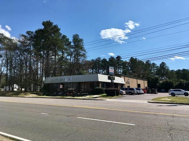 3206 Washington Road, Augusta, GA 30907 (MLS #452479) :: Southeastern Residential