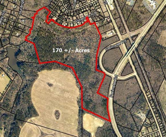 0 Hwy 25 Bypass, Waynesboro, GA 30830 (MLS #452486) :: Young & Partners