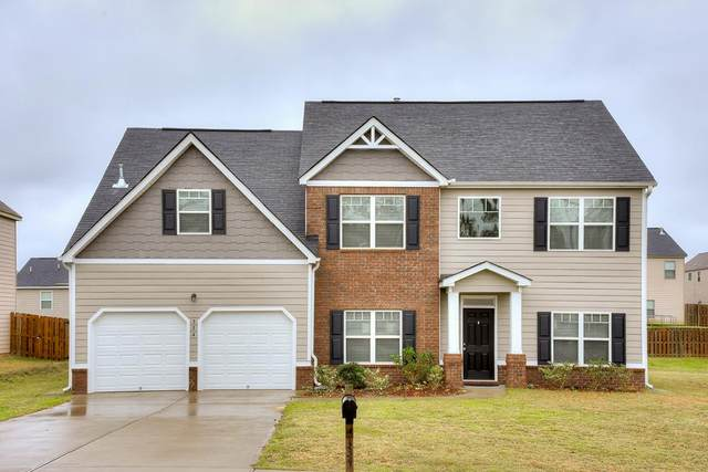334 SW Fioli Circle, Graniteville, SC 29829 (MLS #452494) :: Young & Partners