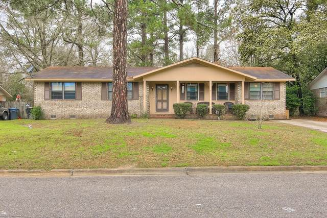 3715 Lexington Drive, Augusta, GA 30906 (MLS #452521) :: Southeastern Residential