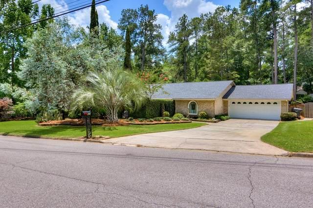 815 Kamel Circle, Augusta, GA 30909 (MLS #452526) :: Young & Partners