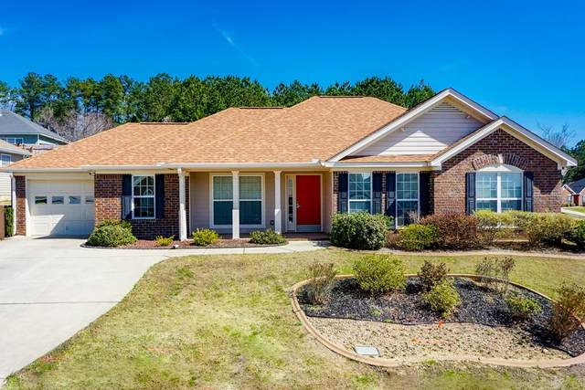 747 Wickham Drive, Evans, GA 30809 (MLS #452573) :: Better Homes and Gardens Real Estate Executive Partners