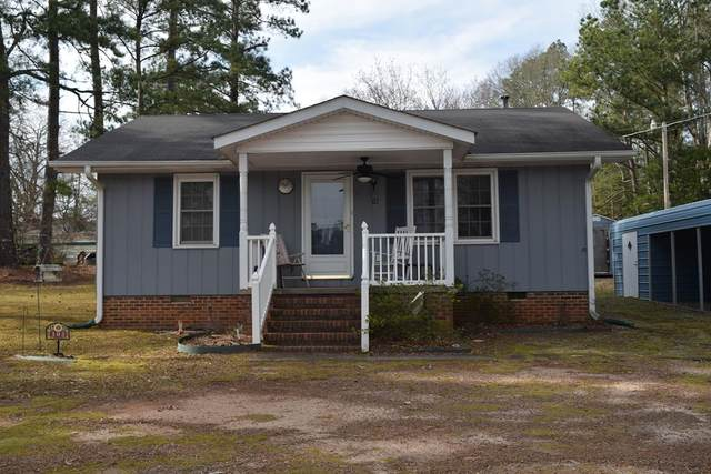 103 College Avenue, Abbeville, SC 29620 (MLS #452591) :: Young & Partners