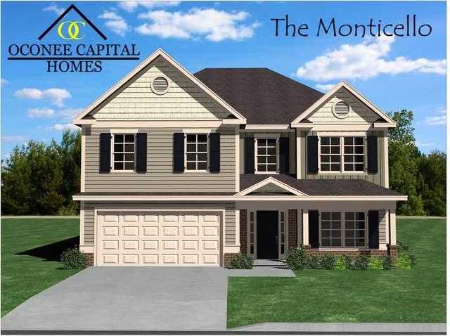 4050 Stowe Drive, Grovetown, GA 30813 (MLS #452674) :: Young & Partners