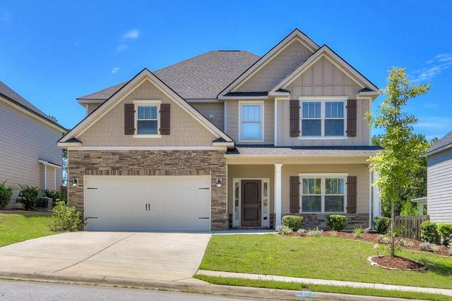 846 Herrington Drive, Grovetown, GA 30813 (MLS #452680) :: Young & Partners