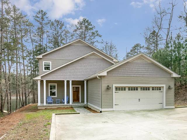 161 Jackson Drive, Modoc, SC 29838 (MLS #452711) :: Better Homes and Gardens Real Estate Executive Partners