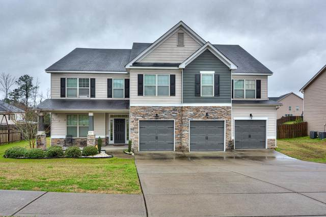 737 Erika Lane, Grovetown, GA 30813 (MLS #452771) :: Young & Partners