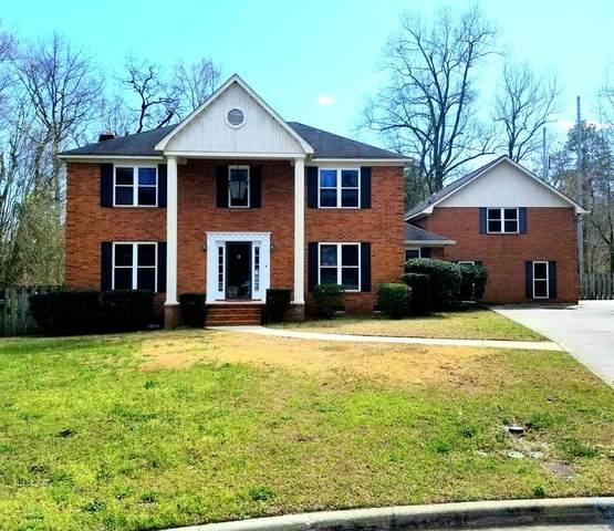 186 Stone Mill Drive, Augusta, GA 30907 (MLS #452800) :: Southeastern Residential