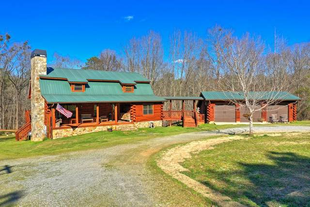 1295 Fishing Creek Estates Road, Lincolnton, GA 30817 (MLS #452836) :: RE/MAX River Realty