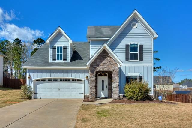 1168 Walton Pass, Evans, GA 30809 (MLS #452873) :: Southeastern Residential