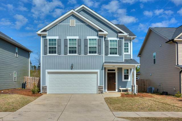 453 Brantley Cove Circle, Grovetown, GA 30813 (MLS #452877) :: Southeastern Residential
