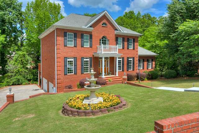 708 Fosters Court, Evans, GA 30809 (MLS #452881) :: Shannon Rollings Real Estate