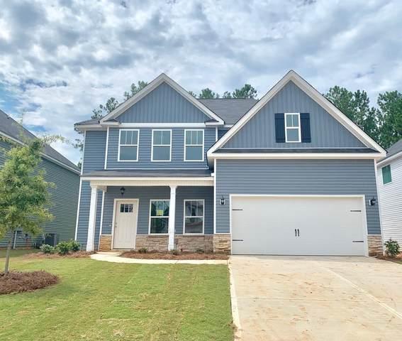 880 Chesham Avenue, Grovetown, GA 30813 (MLS #452984) :: Southeastern Residential