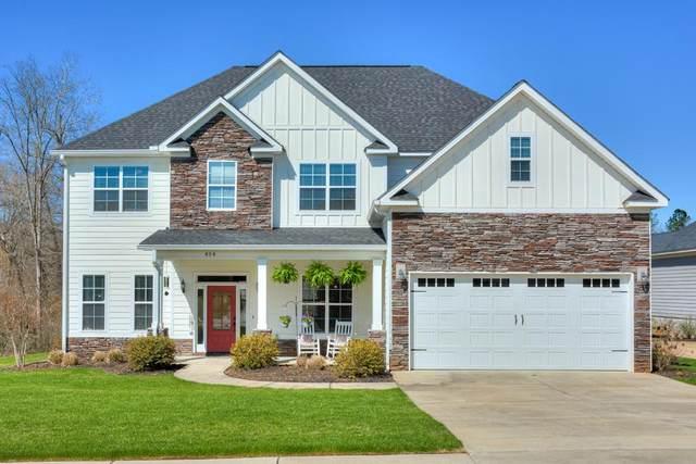 454 Kirkwood Drive, Evans, GA 30809 (MLS #452994) :: REMAX Reinvented   Natalie Poteete Team