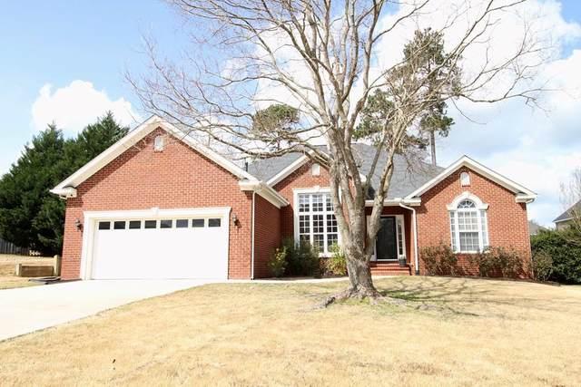 4868 Somerset Drive, Evans, GA 30809 (MLS #453016) :: Southeastern Residential