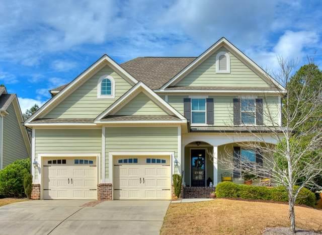 207 Sunbury Drive, Evans, GA 30809 (MLS #453023) :: REMAX Reinvented | Natalie Poteete Team