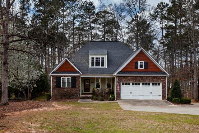 1021 Doe Run Road, Tignall, GA 30668 (MLS #453060) :: Southeastern Residential