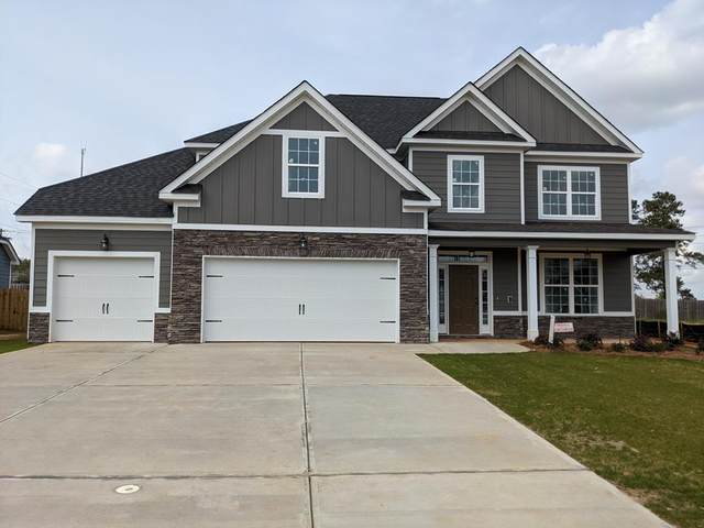 3445 Patron Drive, Grovetown, GA 30813 (MLS #453061) :: REMAX Reinvented | Natalie Poteete Team