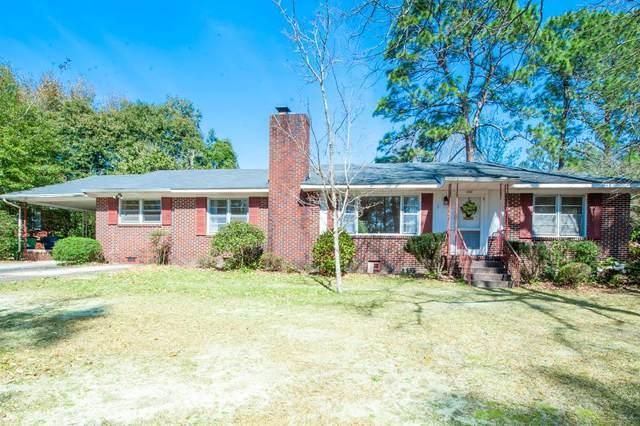 1012 Kerr Drive Sw, Aiken, SC 29803 (MLS #453076) :: Southeastern Residential