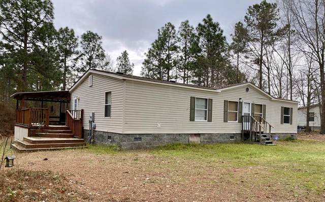 43 Buckskin Court, Warrenville, SC 29851 (MLS #453097) :: Southeastern Residential