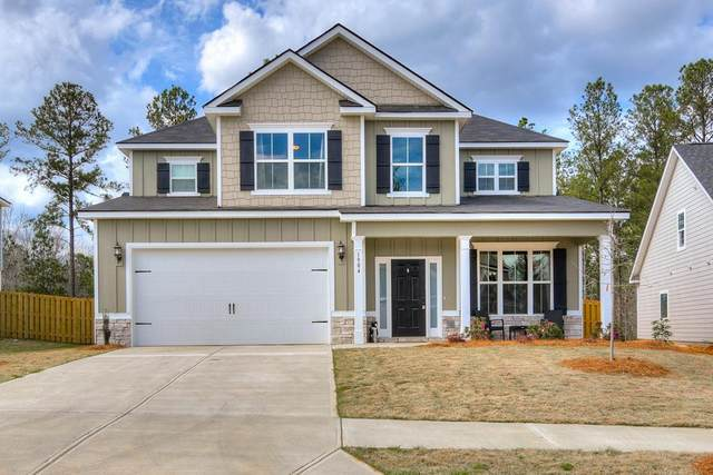 1904 Preservation Circle, Evans, GA 30809 (MLS #453130) :: REMAX Reinvented | Natalie Poteete Team