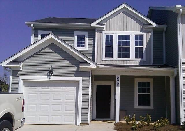 670 Aberdeen Circle, Grovetown, GA 30813 (MLS #453144) :: Southeastern Residential