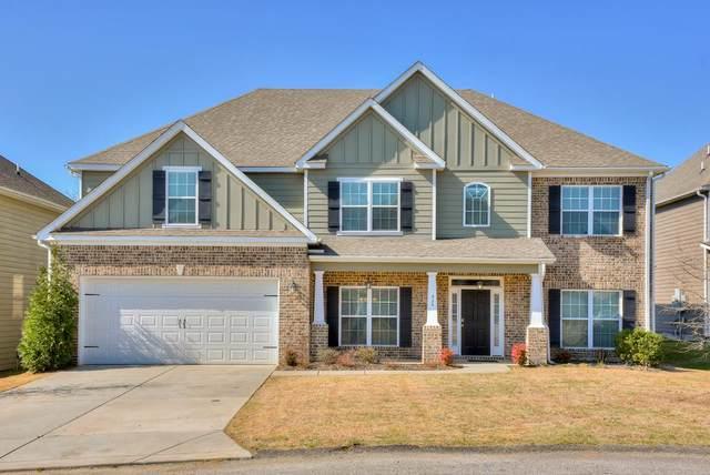 325 Bella Rose Drive, Evans, GA 30809 (MLS #453165) :: REMAX Reinvented | Natalie Poteete Team