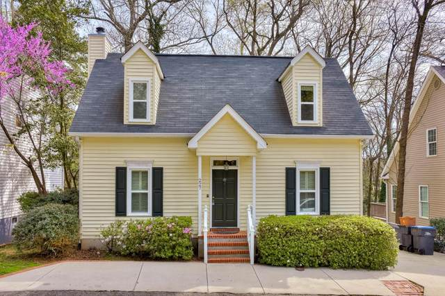227 Water Oak Drive, Augusta, GA 30904 (MLS #453168) :: Young & Partners