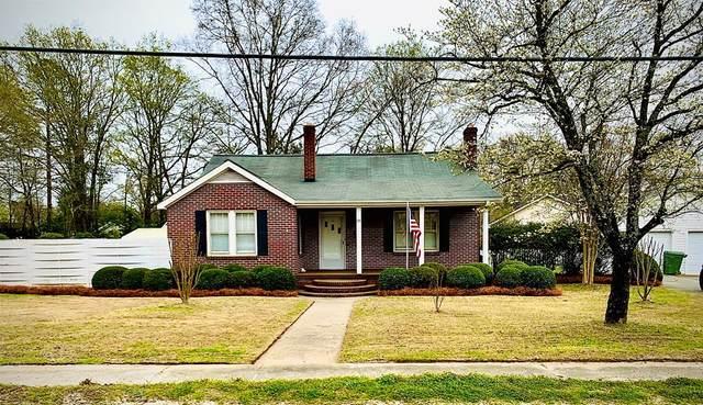 211 Gordon Street, Thomson, GA 30824 (MLS #453178) :: Southeastern Residential