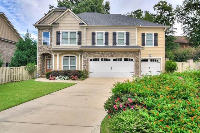 505 Creekvale Way, Martinez, GA 30907 (MLS #453209) :: Better Homes and Gardens Real Estate Executive Partners