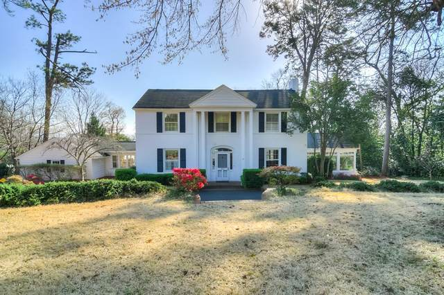 600 Hickman Road, Augusta, GA 30904 (MLS #453246) :: Shannon Rollings Real Estate