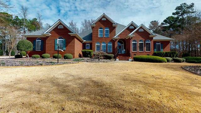 515 Mount Vintage Plantation Drive, North Augusta, SC 29860 (MLS #453258) :: The Starnes Group LLC