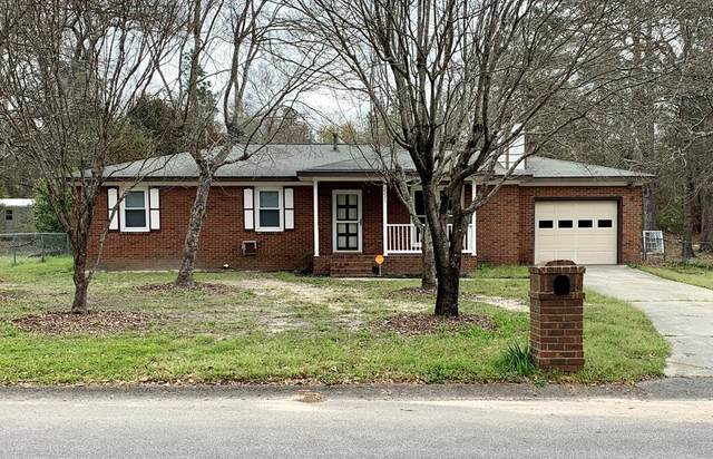 2231 Basswood Drive, Augusta, GA 30906 (MLS #453292) :: Southeastern Residential