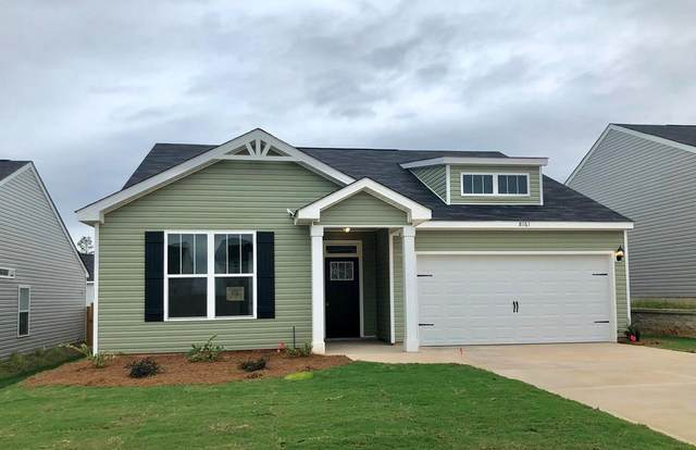 8079 Cozy Knoll, Graniteville, SC 29829 (MLS #453300) :: Young & Partners