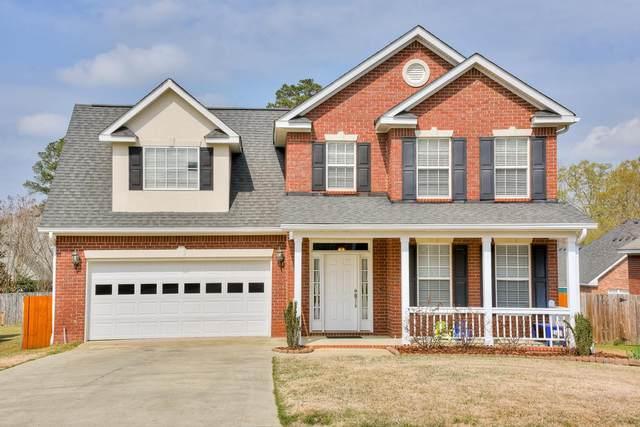 5029 Sussex  Drive, Evans, GA 30809 (MLS #453309) :: REMAX Reinvented | Natalie Poteete Team