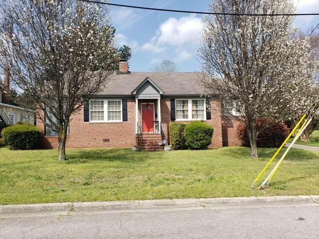 847 Heard Avenue, Augusta, GA 30904 (MLS #453321) :: Shannon Rollings Real Estate