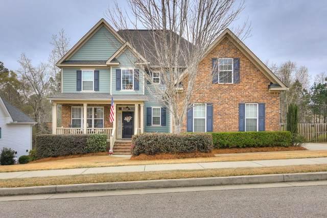 1207 Sumter Landing Lane, Evans, GA 30809 (MLS #453325) :: Young & Partners