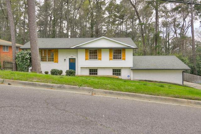 643 Canterbury Drive, Augusta, GA 30909 (MLS #453326) :: Better Homes and Gardens Real Estate Executive Partners