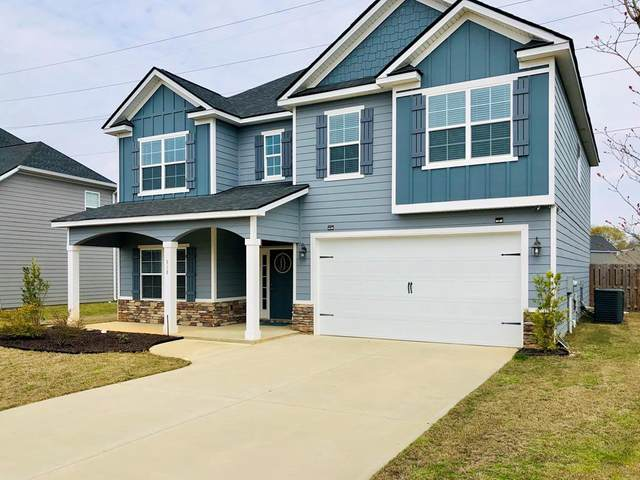 518 Brigadier Landing, Grovetown, GA 30813 (MLS #453333) :: Southeastern Residential